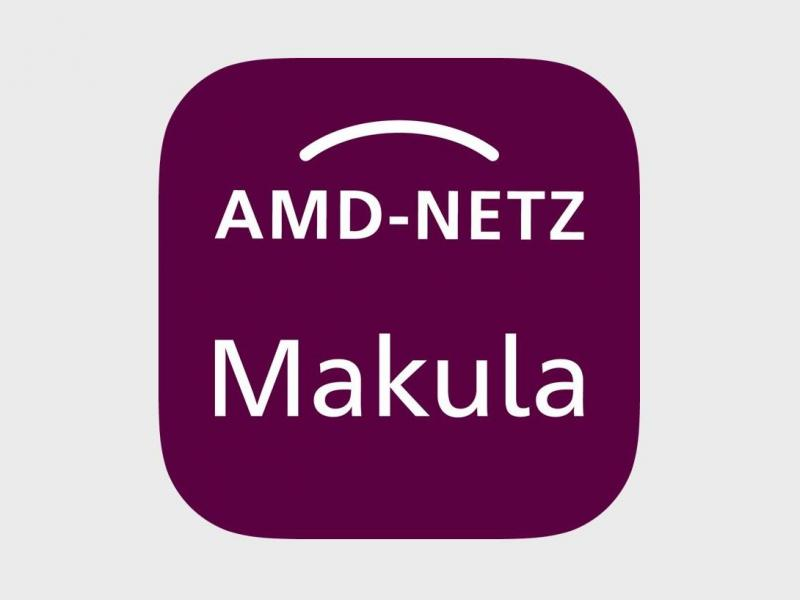 App Icon: AMD-Netz Makula